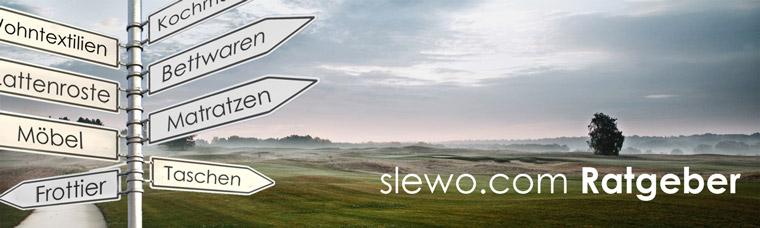 Die Neusten Artikel Im Slewo.com Ratgeber