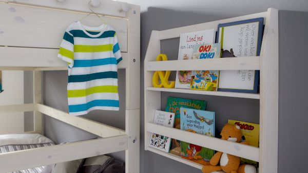 Lifetime Kidsrooms Bücher Hängeregal Artikelbild 2