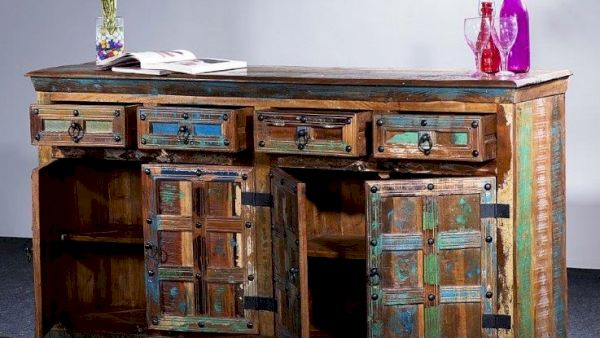 The Wood Times Delhi Sideboard l Artikelbild 2