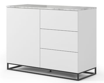 TemaHome Join Highboard - 120H2 mit Metallfuß Artikelbild 3