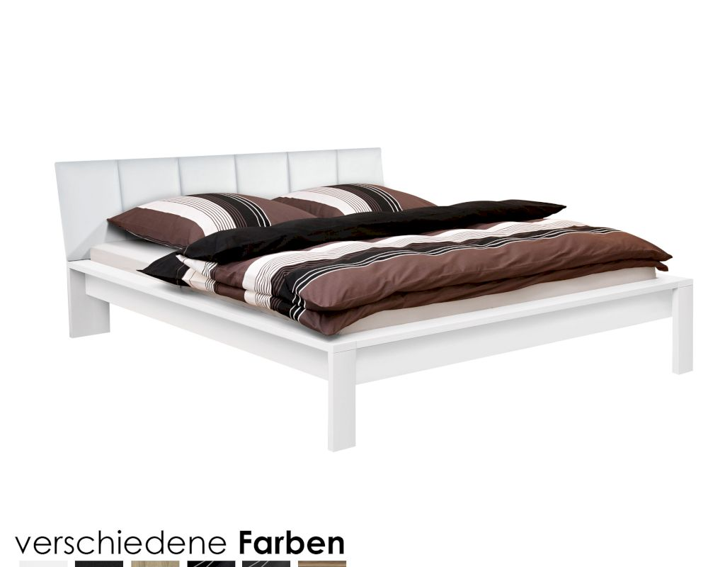artem bett trends mit polsterkopfteil bestellen bei m bel. Black Bedroom Furniture Sets. Home Design Ideas