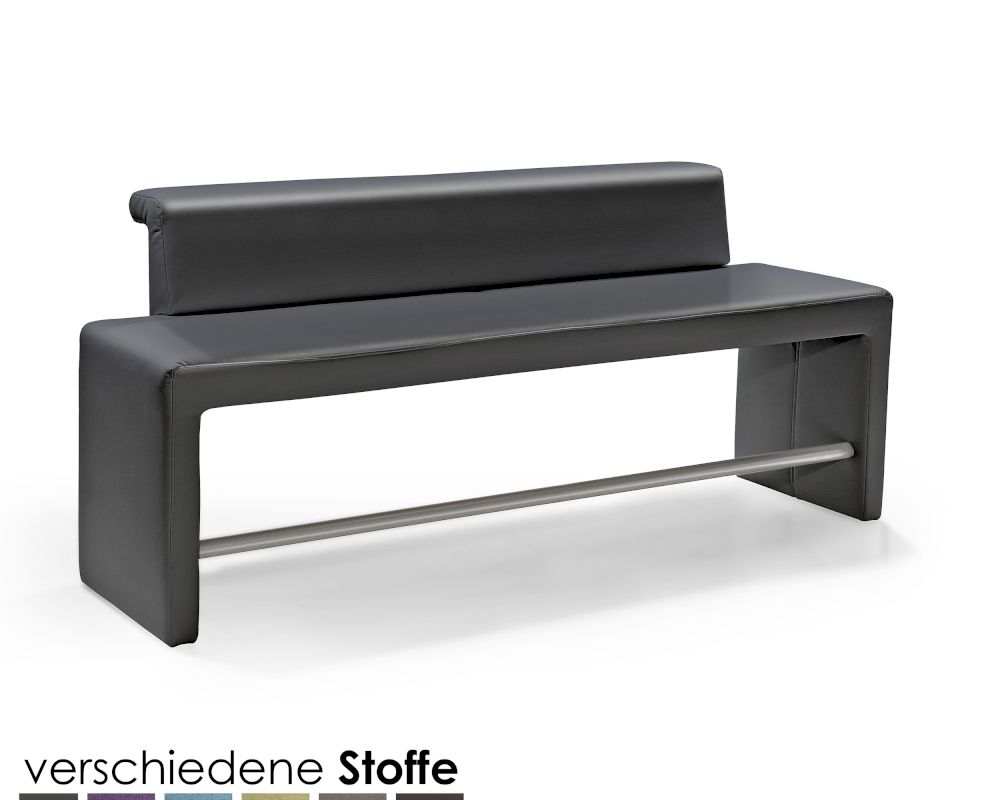 artem tokio polsterbank hoch mit lehne bei. Black Bedroom Furniture Sets. Home Design Ideas