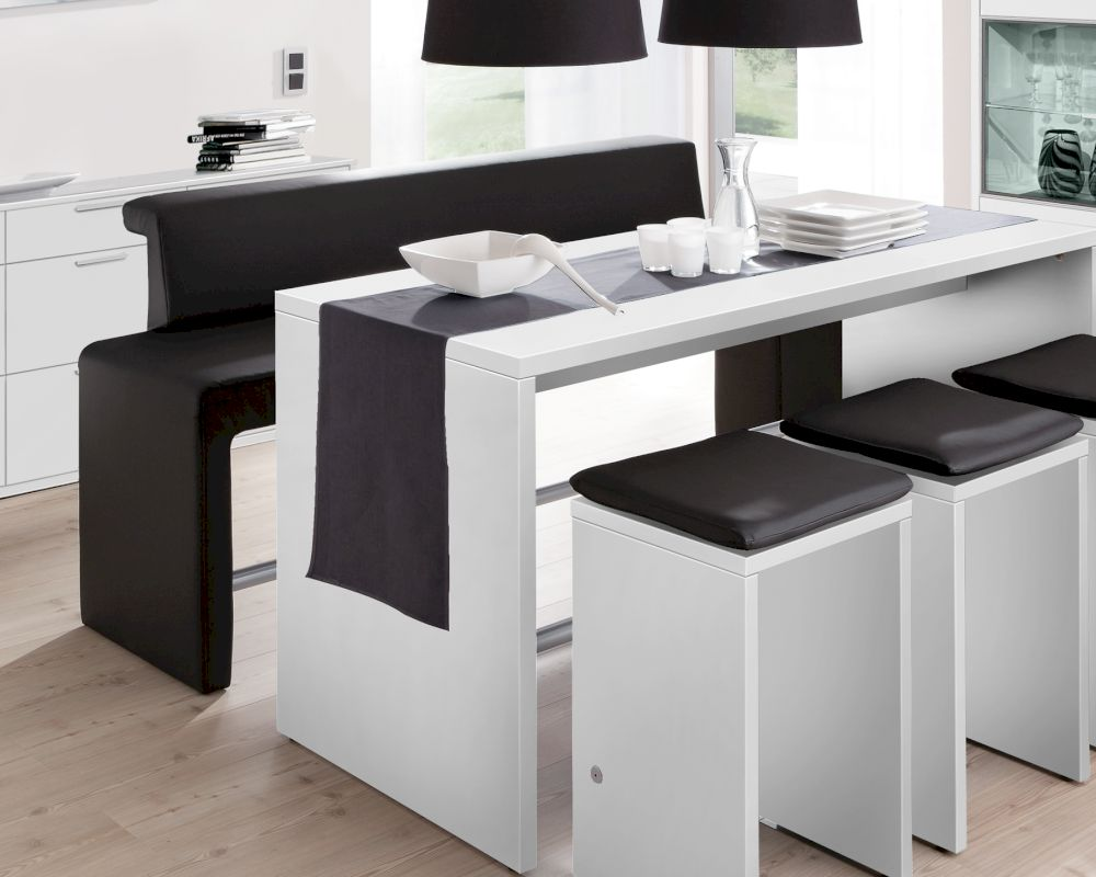 polsterbank mit lehne inspiration f r die. Black Bedroom Furniture Sets. Home Design Ideas