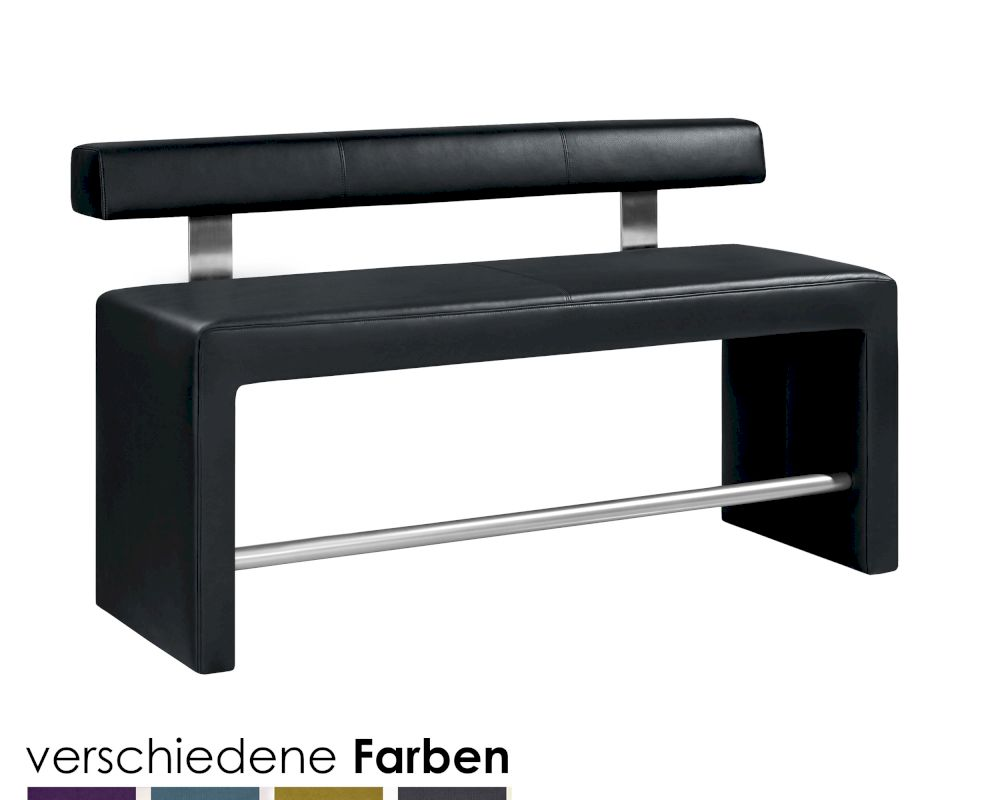 artem tokio plus polsterbank hoch mit lehne. Black Bedroom Furniture Sets. Home Design Ideas