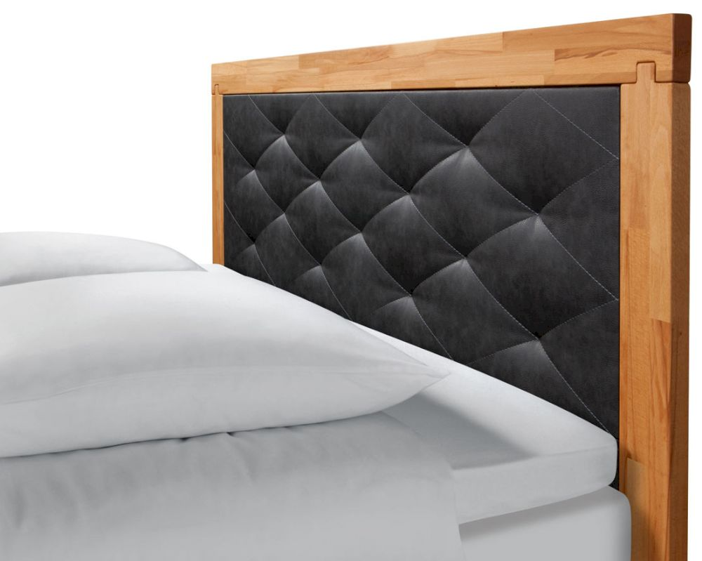 hasena boxspring kopfteil dolomito kaufen. Black Bedroom Furniture Sets. Home Design Ideas