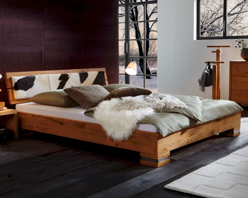 hasena oak line wild bett cadro onitoalpa. Black Bedroom Furniture Sets. Home Design Ideas