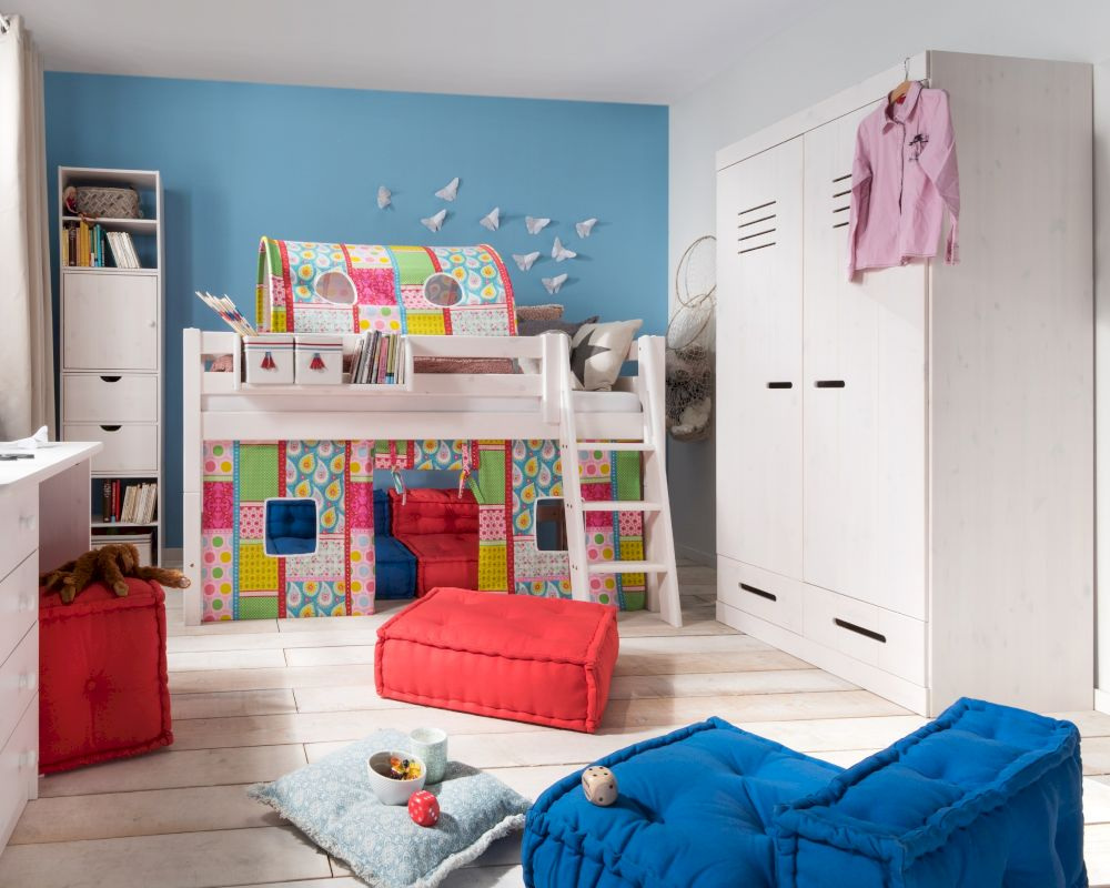 infanskids kinder und jugendzimmer kleiderschrank. Black Bedroom Furniture Sets. Home Design Ideas