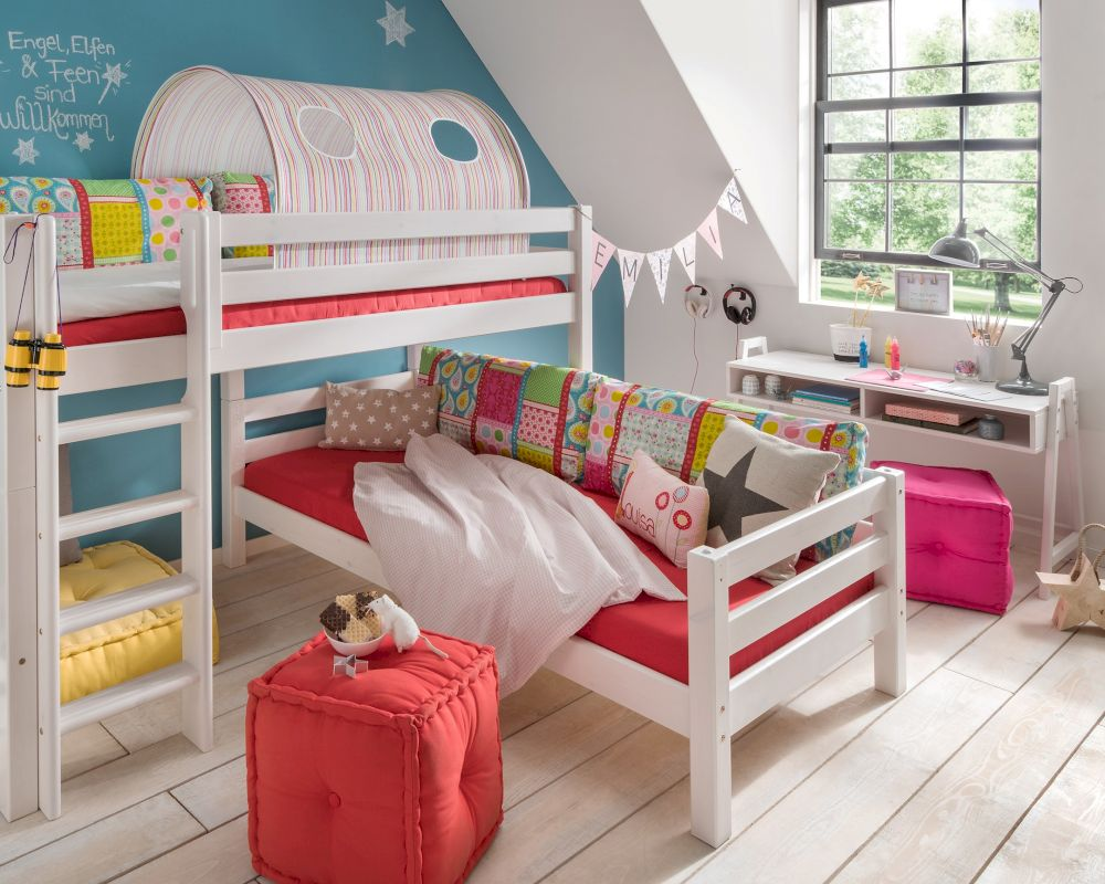 infanskids kinderzimmer schreibtisch h henverstellbar. Black Bedroom Furniture Sets. Home Design Ideas