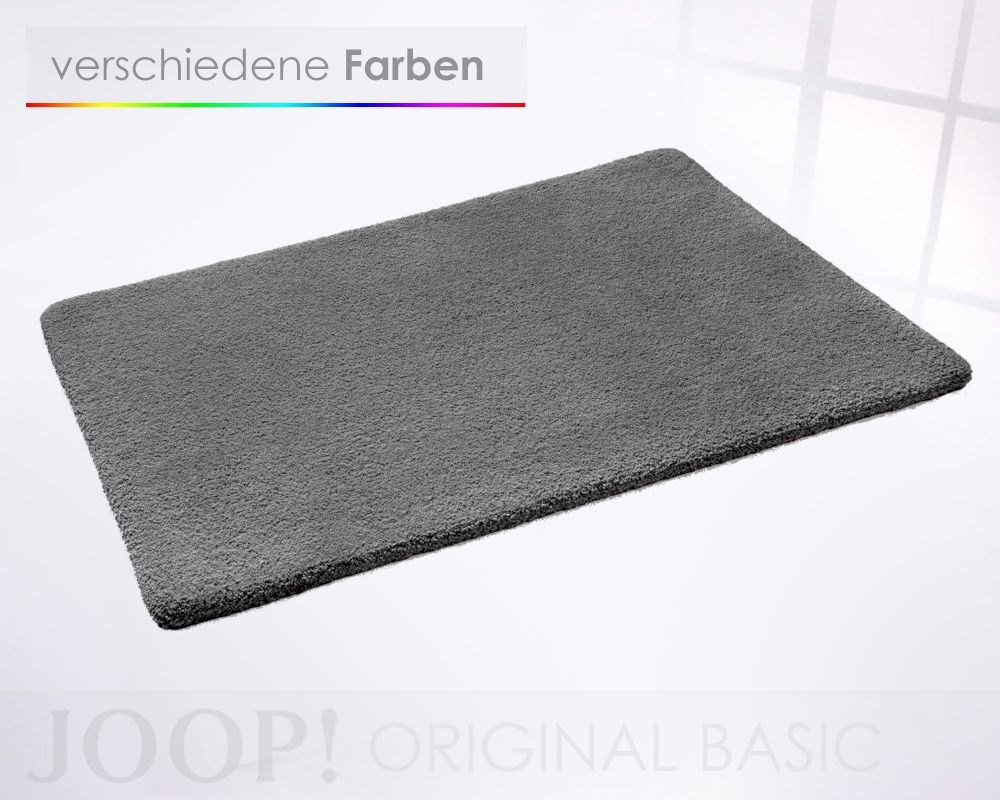 JOOP! 11 Basic Badteppich 70x120 cm Fb. 383 Travertin