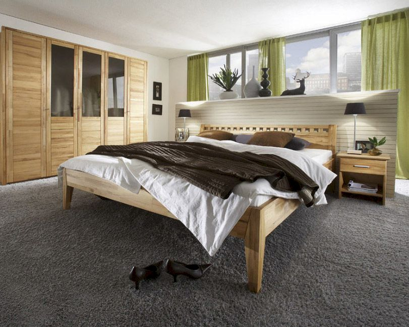 massivholz bett diana ii erh ltlich bei. Black Bedroom Furniture Sets. Home Design Ideas