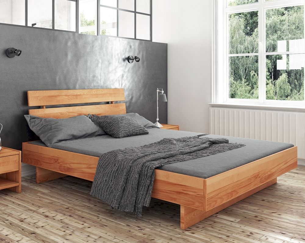 bett 200x200 eiche machen sie den preisvergleich bei nextag. Black Bedroom Furniture Sets. Home Design Ideas