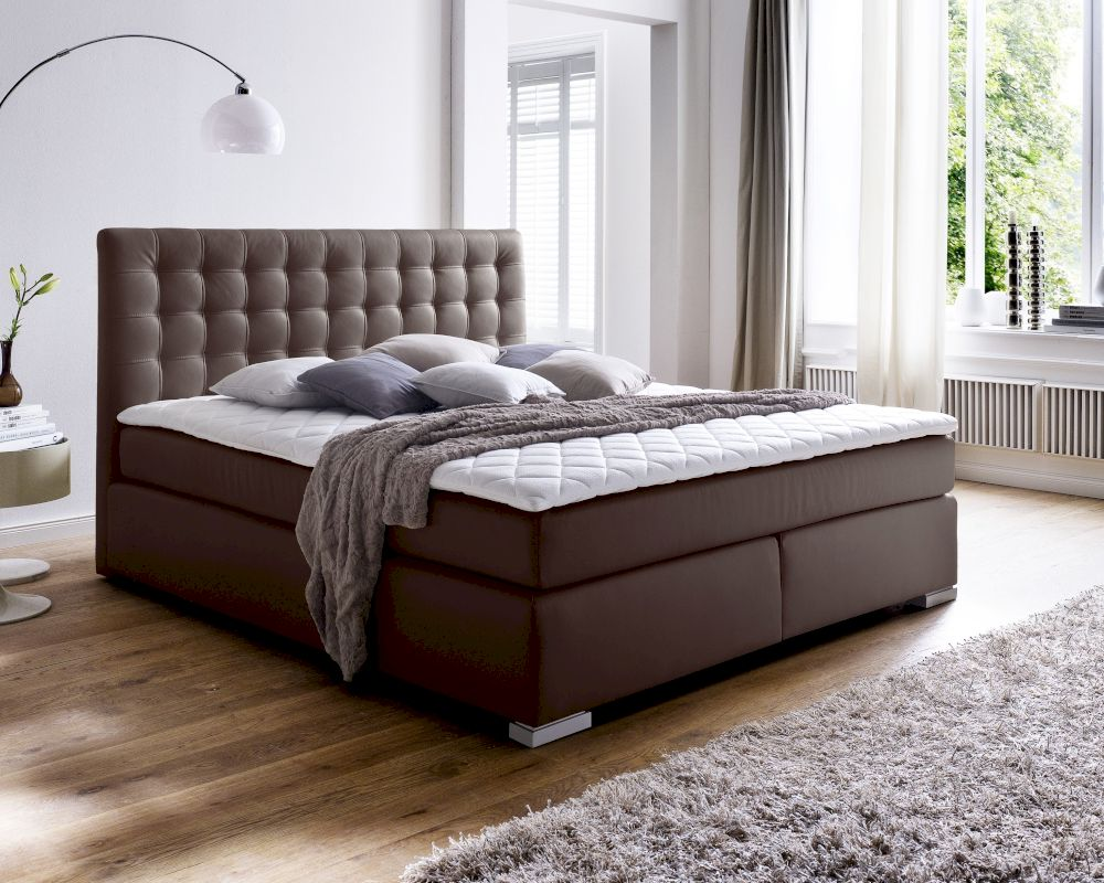 meise m bel boxspringbett isa erh ltlich bei. Black Bedroom Furniture Sets. Home Design Ideas