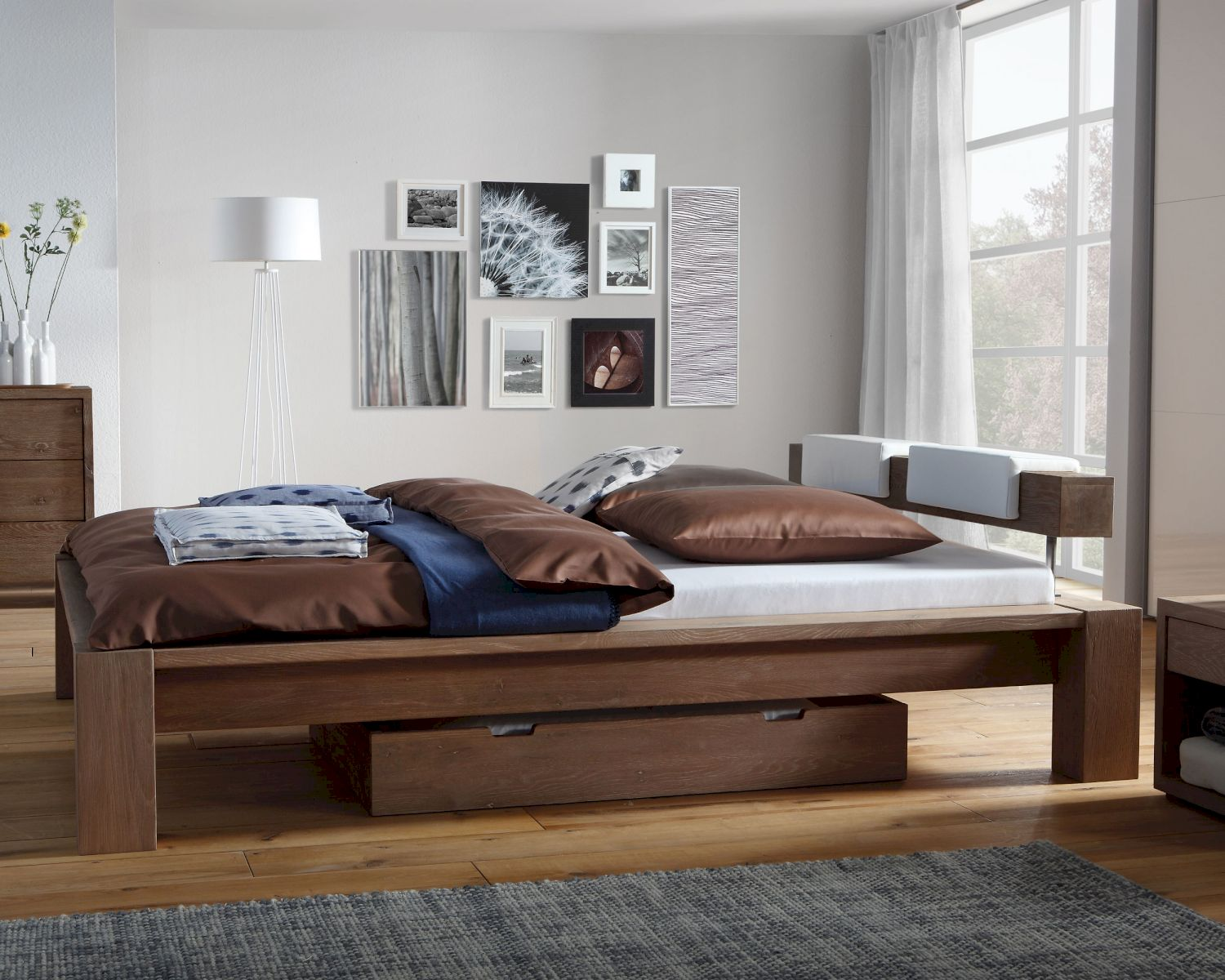 hasena oak line wild bett cortina cobobalco. Black Bedroom Furniture Sets. Home Design Ideas