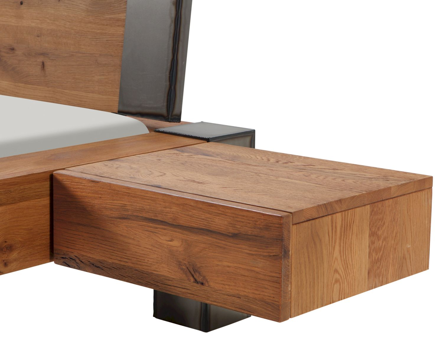 hasena oak line wild nachttisch caja bei. Black Bedroom Furniture Sets. Home Design Ideas