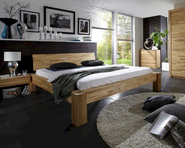 massivholz bett 180x220 top massivholz betten x ms schuon gmbh starwood bett wildeiche mit weis. Black Bedroom Furniture Sets. Home Design Ideas
