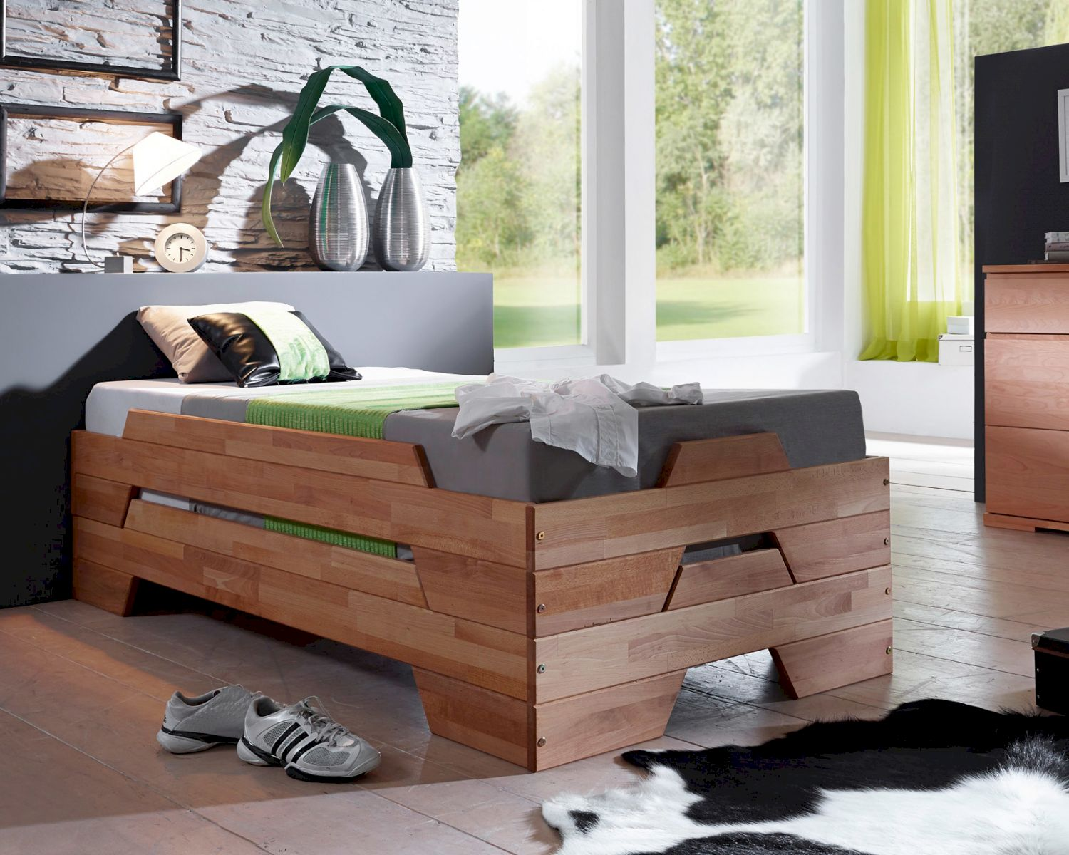 massivholz bett stapelliege sophie kaufen. Black Bedroom Furniture Sets. Home Design Ideas