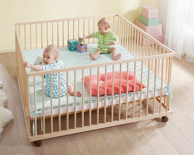 taube terra baby laufstall bestellen bei m bel. Black Bedroom Furniture Sets. Home Design Ideas