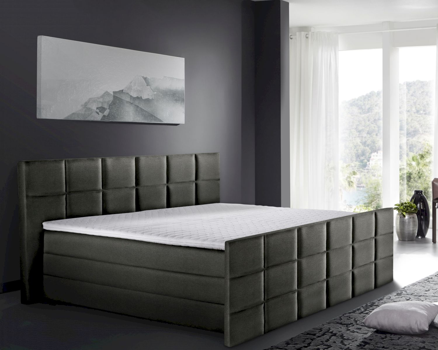 winkle boxspringbett atia mit bettkasten. Black Bedroom Furniture Sets. Home Design Ideas