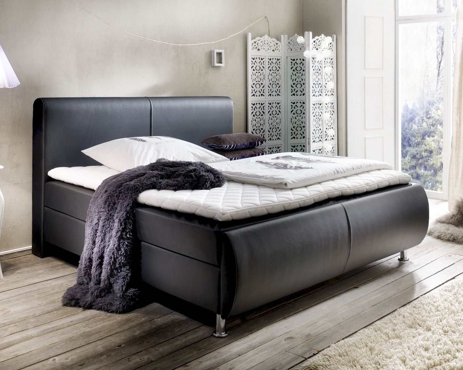 meise m bel boxspringbett amadeo bestellen. Black Bedroom Furniture Sets. Home Design Ideas