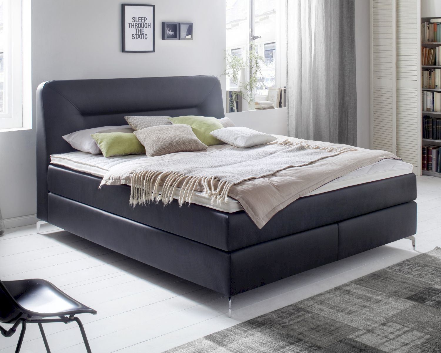 meise m bel boxspringbett cocktail kaufen. Black Bedroom Furniture Sets. Home Design Ideas