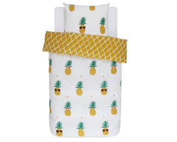 Covers & Co Renforce Bettwäsche Pineapple Yellow Artikelbild 6