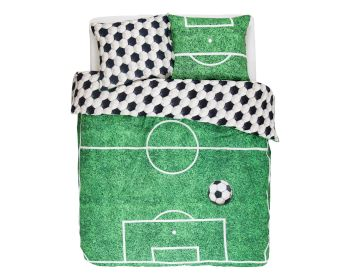 Covers & Co Renforce Bettwäsche Soccer Green Artikelbild 6