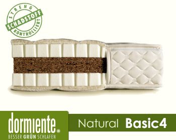 Dormiente Natural Basic 4 Latex-Matratzen Artikelbild 6