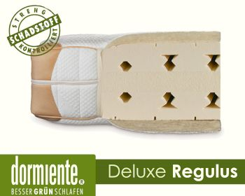 Dormiente Natural Deluxe Regulus Latex-Matratzen Artikelbild 6