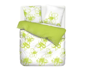 Esprit Graphic Flower Mako-Satin Bettwäsche Artikelbild 6