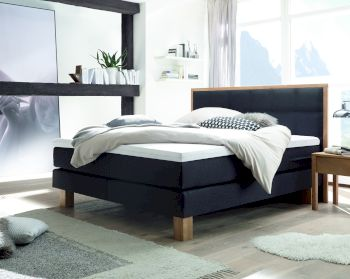 boxspringbetten von hasena schlafen wie im siebten. Black Bedroom Furniture Sets. Home Design Ideas