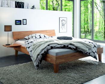 hasena wood line betten aus massivholz online bestellen. Black Bedroom Furniture Sets. Home Design Ideas