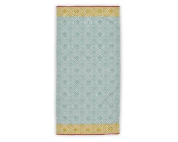 PIP Studio Hand-/Badetuch Jaquard Check Light Blue Artikelbild 6