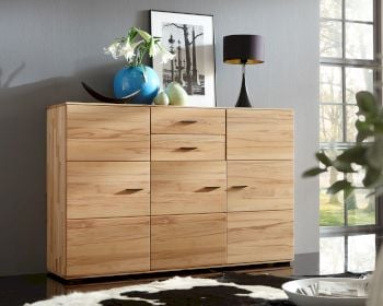 SIT Linea Kernbuche Highboard Artikelbild 6