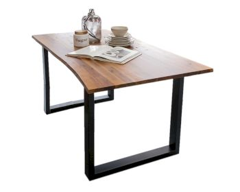 SIT Tops & Tables Esstisch Massivholz Cognac Artikelbild 6