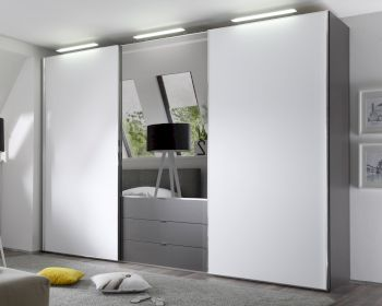 Staud Media Light Schwebetürenschrank Mirror Artikelbild 6