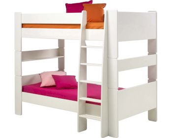 Steens For Kids 615 Etagenbett Massiv 50 Weiss Artikelbild 6