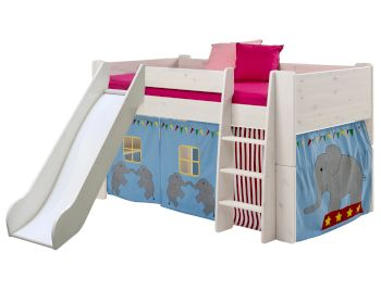 Steens For Kids Spielbett Massivholz White-Wash Artikelbild 6