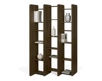 TemaHome Regal Twin walnuss Artikelbild 6