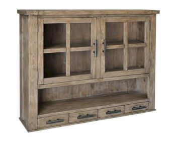 The Wood Times Industrial Oberschrank l Artikelbild 6