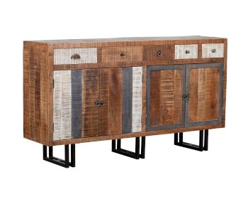 The Wood Times New Rustic Sideboard l Artikelbild 6