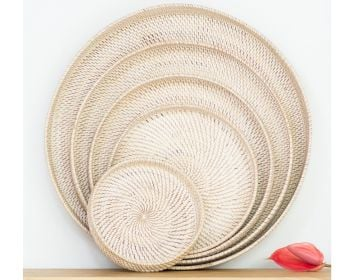 die Faktorei Tablett-Set Wicker 5-teilig Artikelbild 6