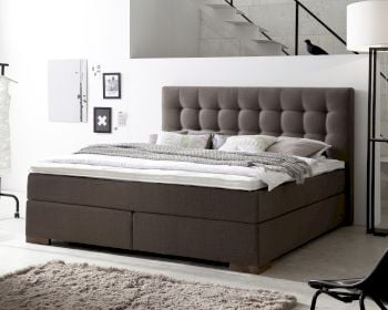 59 boxspringbetten g nstig kaufen. Black Bedroom Furniture Sets. Home Design Ideas