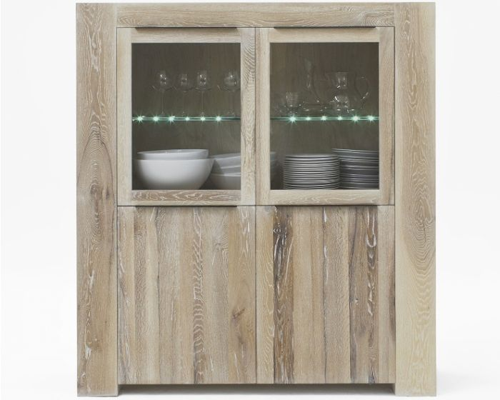 Produktbild - Bodahl Highboard Rustic Oak Big Time