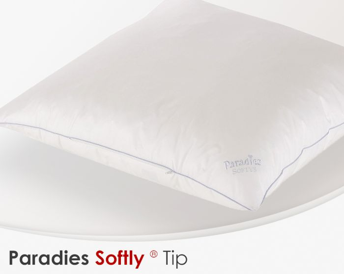 Produktbild - Paradies Softy® Tip medium Kissen