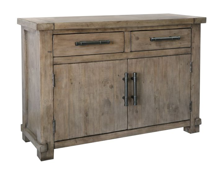 Produktbild - The Wood Times Industrial Sideboard ll